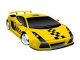 Логотип Такси Штурм