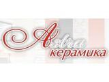 Логотип Астракерамика, салон сантехники и плитки