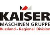 Логотип Kaiser Maschinen Gruppe Rusland, интернет-магазин техники