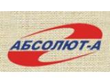 Логотип Абсолют-А, типография