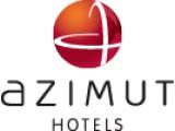 Логотип АЗИМУТ Отель Астрахань, гостиничный комплекс