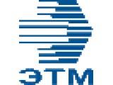 Логотип ЭТМ, торговая компания
