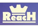 Логотип ReacH, рекламное агенство BTL