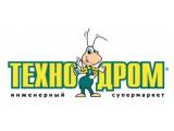 Логотип Технодром, строительный гипермаркет