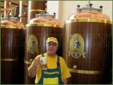 Логотип Techimpex мини пивоварни ООО